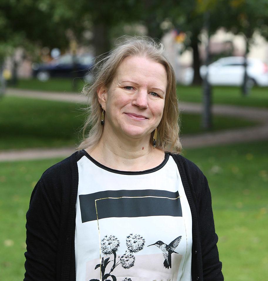 Anne Pulkkinen